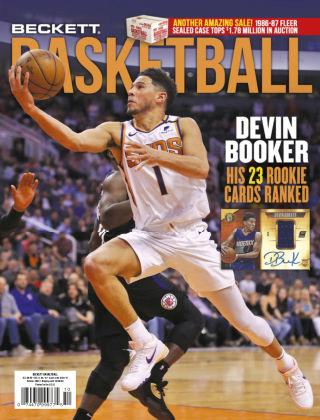 Beckett Basketball October 2020