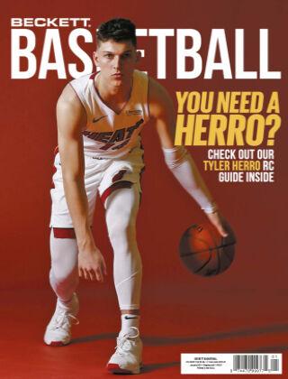 Beckett Basketball January 21