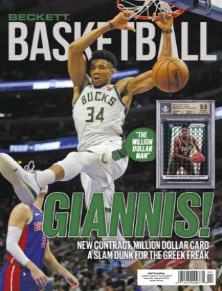 Beckett Basketball February 2021