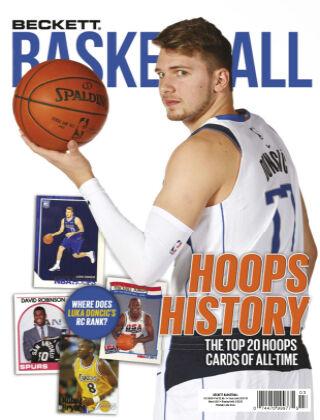 Beckett Basketball March 2021