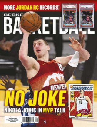 Beckett Basketball April 2021