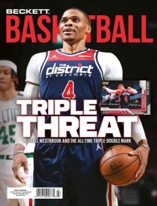 Beckett Basketball Jul