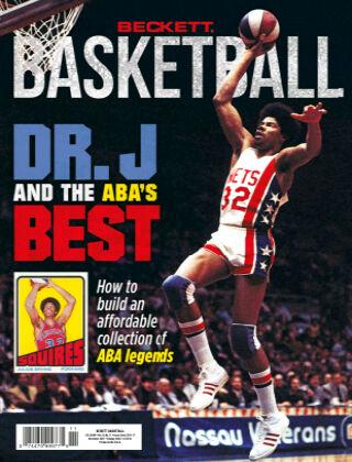 Beckett Basketball Nov