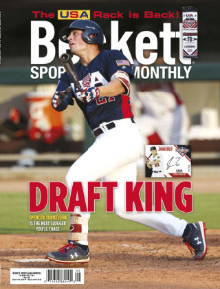 Beckett Sports Card Monthly May 2020