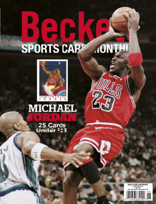 Beckett Sports Card Monthly June 2020