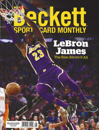 Beckett Sports Card Monthly August 20