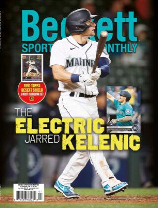 Beckett Sports Card Monthly Jul