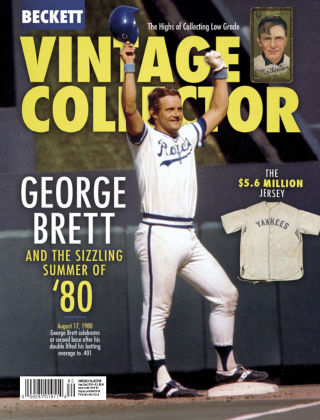 Beckett Vintage Collector Aug-Sep