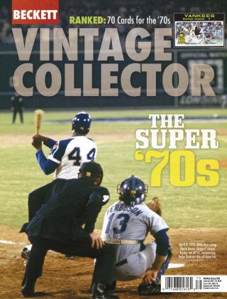 Beckett Vintage Collector June/July 2020