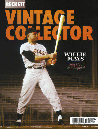 Beckett Vintage Collector Apr May 2020