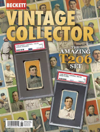 Beckett Vintage Collector Dec Jan 2019