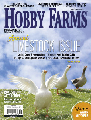 Hobby Farms July/Aug 2020