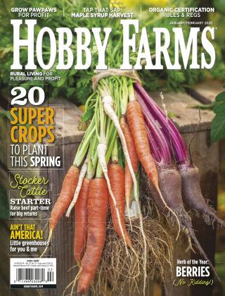 Hobby Farms Jan Feb 2020