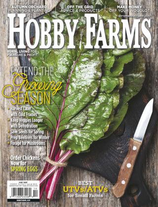 Hobby Farms Sep Oct 2020