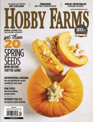 Hobby Farms Jan Feb 2021