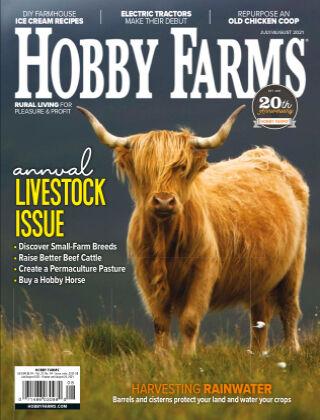 Hobby Farms July/Aug