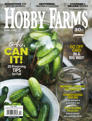 Hobby Farms Sept/Oct
