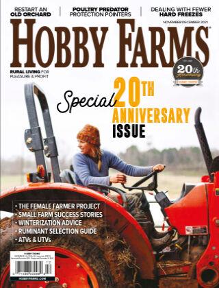 Hobby Farms Nov/Dec