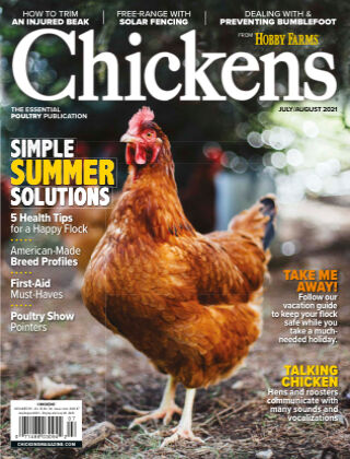 Chicken July/Aug