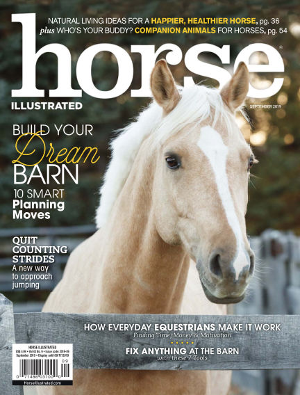 Horse Illustrated August 13, 2019 00:00