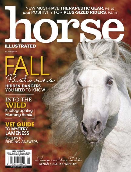 Horse Illustrated September 17, 2019 00:00