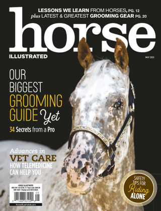 Horse Illustrated May 2020