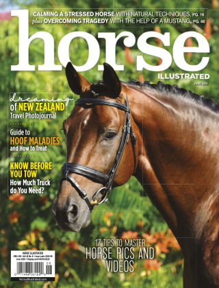 Horse Illustrated June 2020