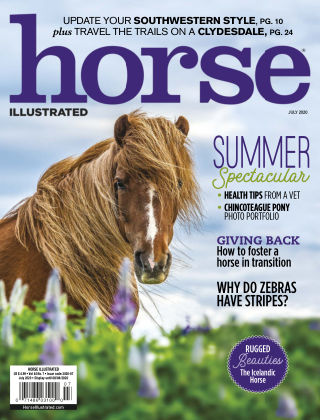 Horse Illustrated July 2020