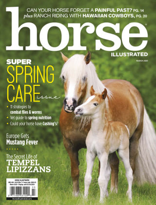 Horse Illustrated March 2020