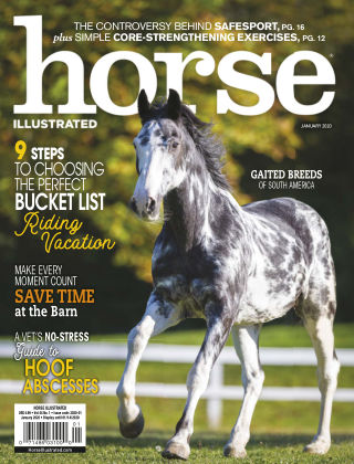 Horse Illustrated Jan 2020