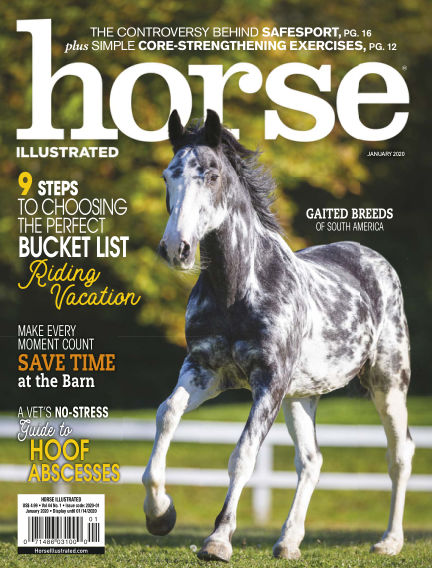 Horse Illustrated January 01, 2020 00:00