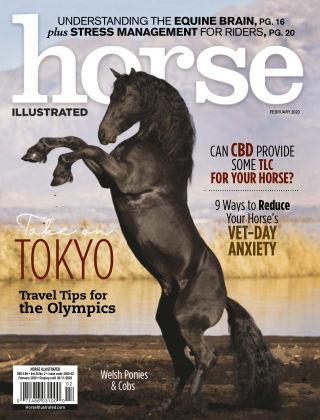 Horse Illustrated Feb 2020