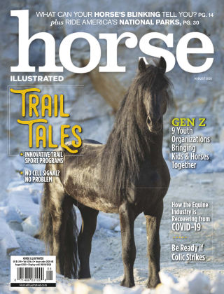 Horse Illustrated August 2020