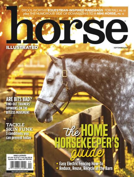 Horse Illustrated September 08, 2020 00:00