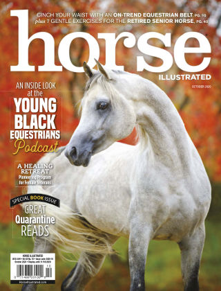 Horse Illustrated October 2020