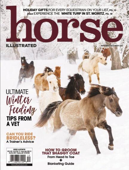 Horse Illustrated November 10, 2020 00:00