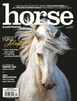 Horse Illustrated Jan Feb 2021