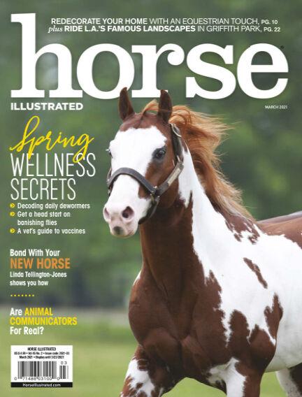Horse Illustrated February 23, 2021 00:00