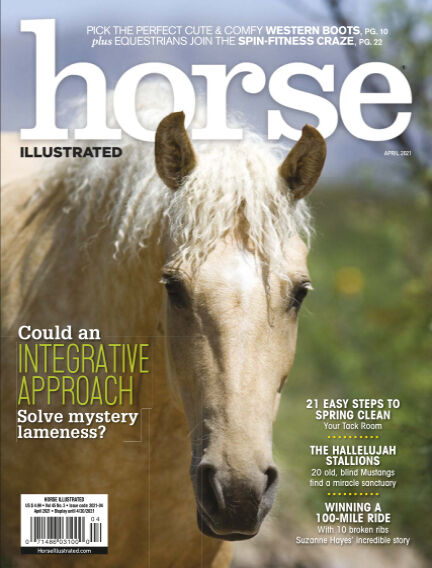 Horse Illustrated March 23, 2021 00:00