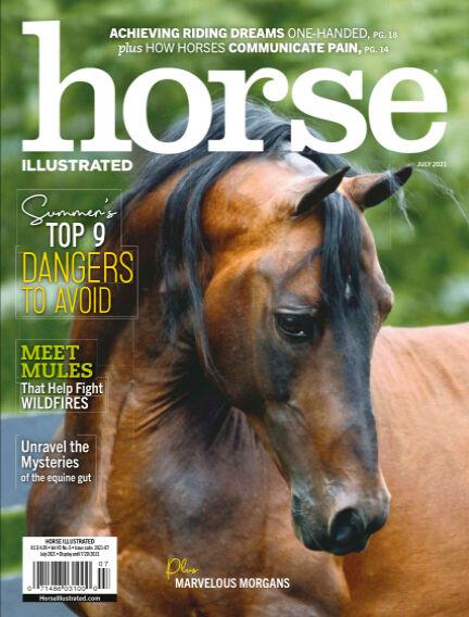 Horse Illustrated June 15, 2021 00:00