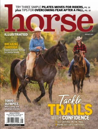 Horse Illustrated August 2021