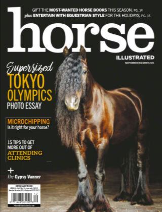 Horse Illustrated November/December