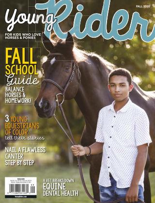 Young Rider Fall 2020
