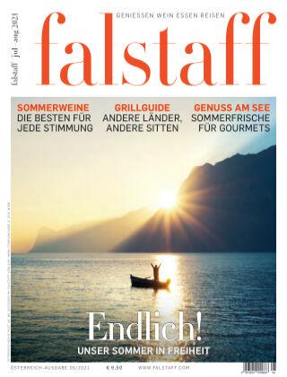 Falstaff Magazin Österreich 05/2021