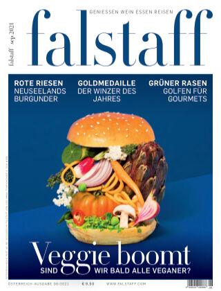 Falstaff Magazin Österreich 06/2021