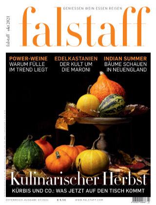 Falstaff Magazin Österreich 07/2021