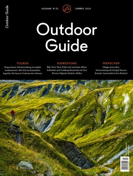 Outdoor Guide DE June 08, 2019 00:00