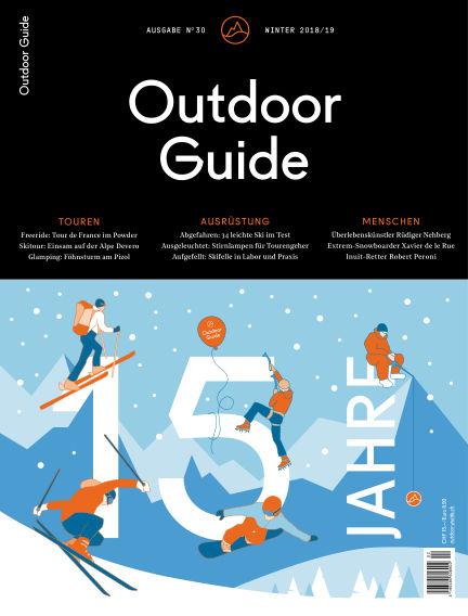 Outdoor Guide DE November 15, 2018 00:00