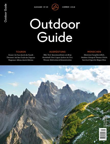 Outdoor Guide DE April 15, 2018 00:00