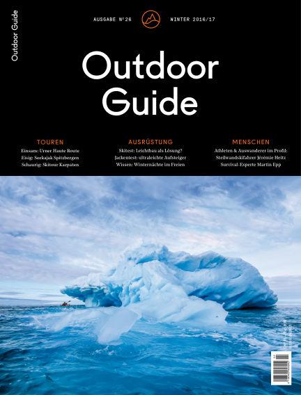 Outdoor Guide DE November 15, 2016 00:00